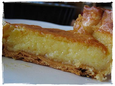 made this Christmas week. Chess Pie is Jeff's favorite pie. It is ...